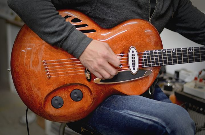 Alquier guitares