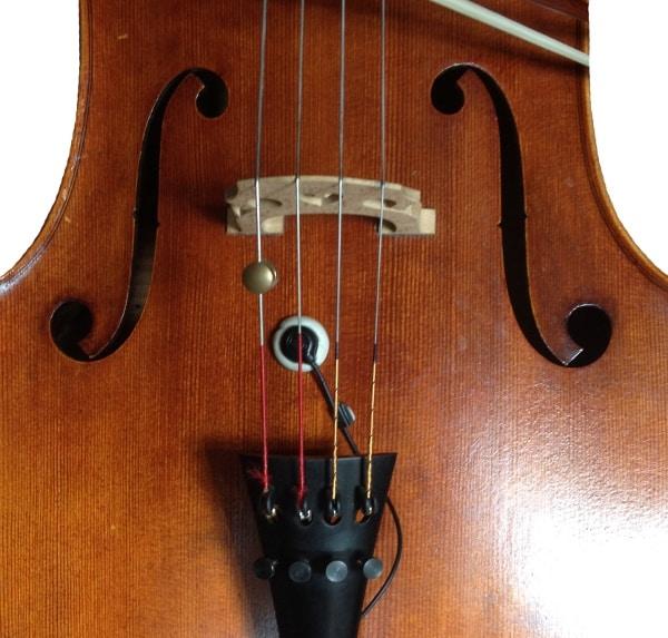 Cello position 4